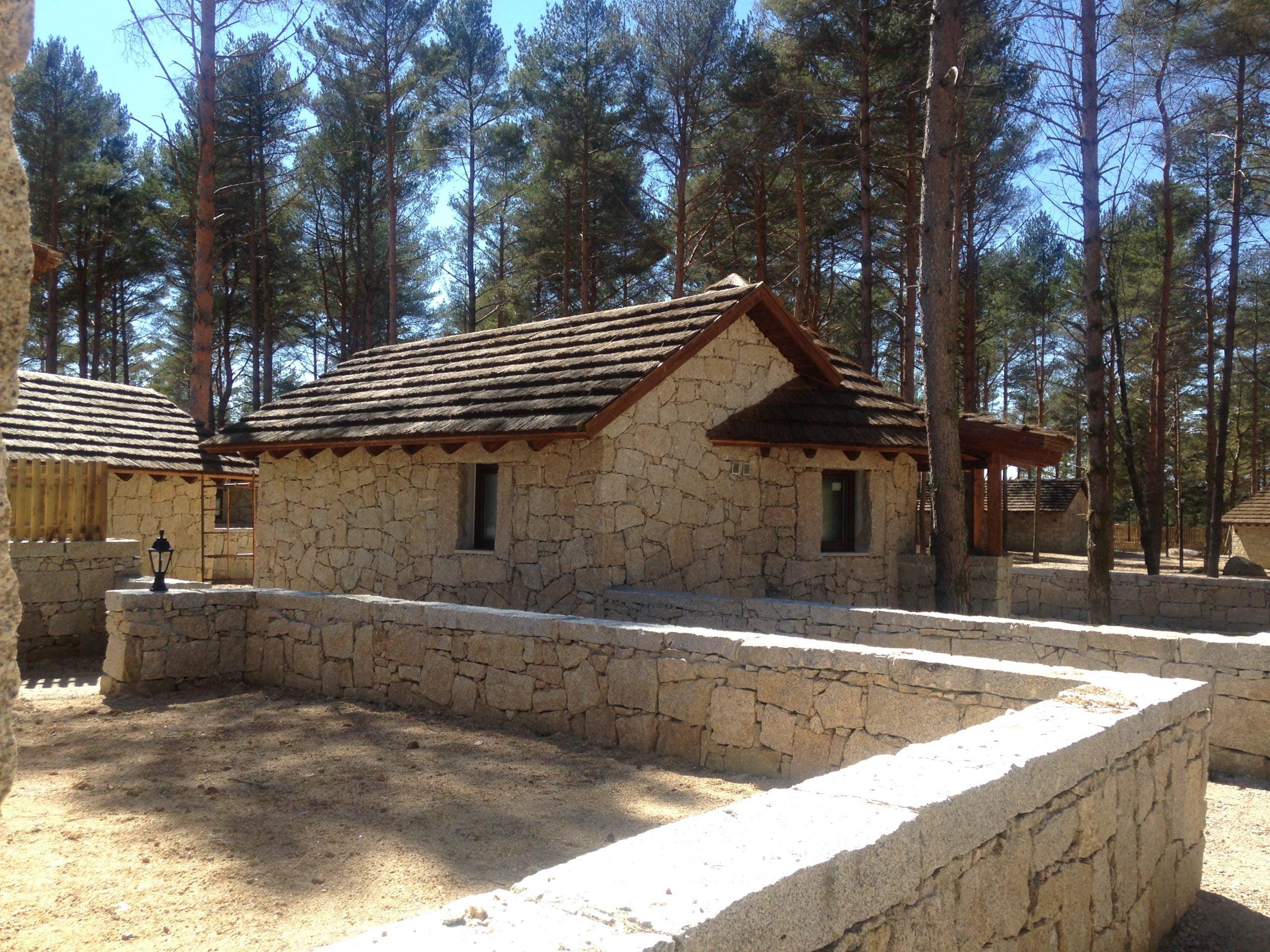 Aldeia Rural e Parque Campismo do Alvão - Município de Vila Pouca de Aguiar