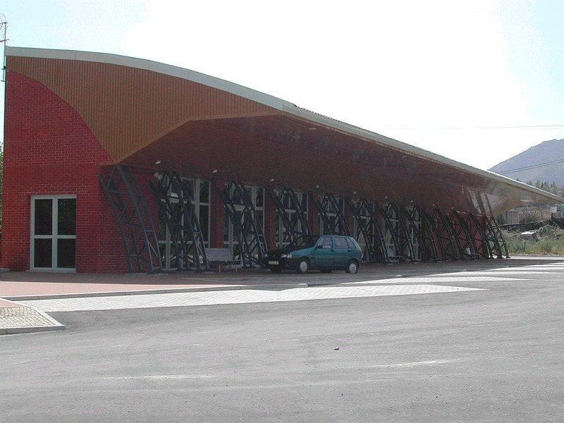 Central de Camionagem de Cabeceiras de Basto - Município de Cabeceiras de Basto