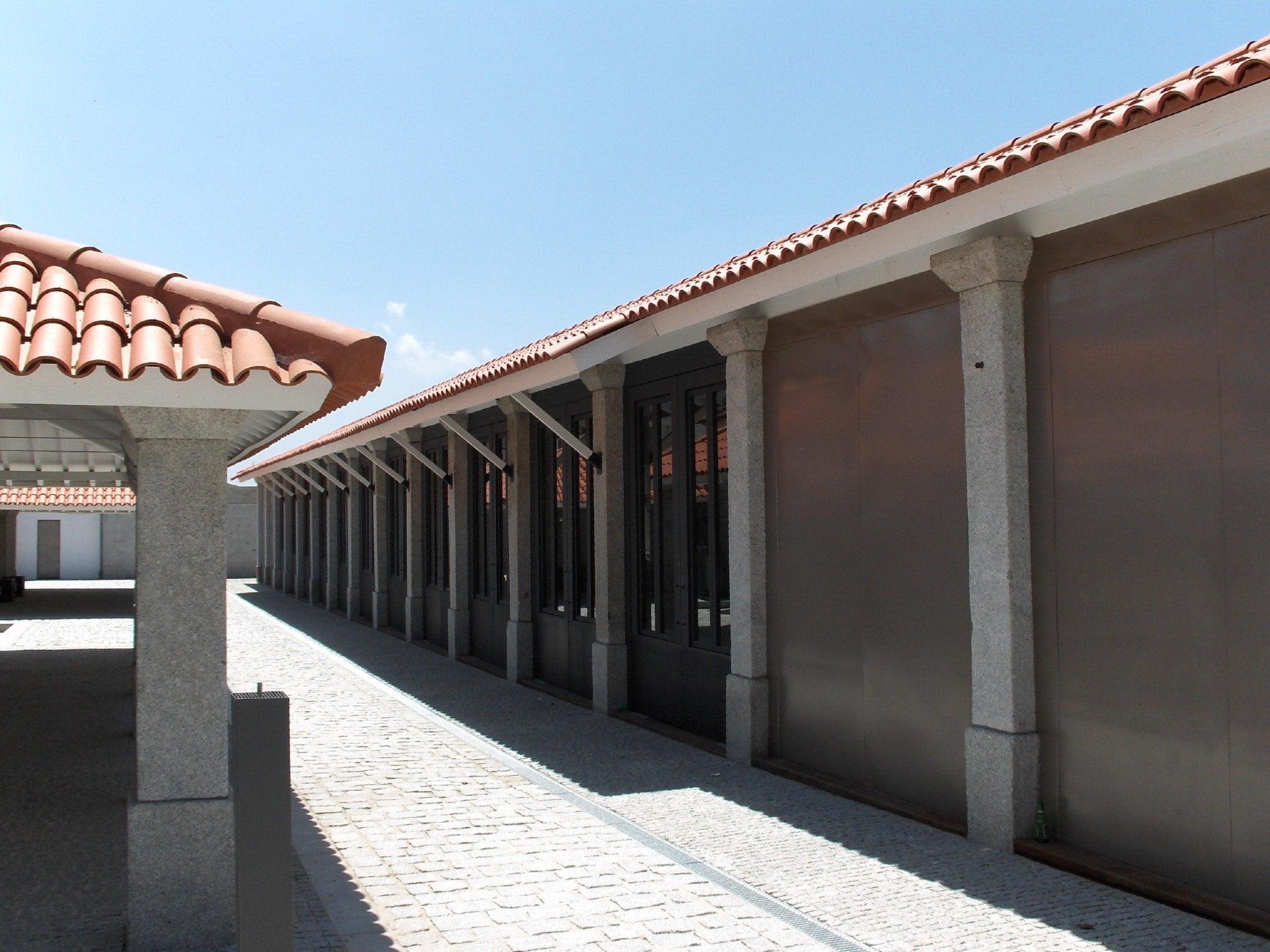 Mercado Municipal – Remodelação e Grandes Reparações – Município de Vila Pouca de Aguiar