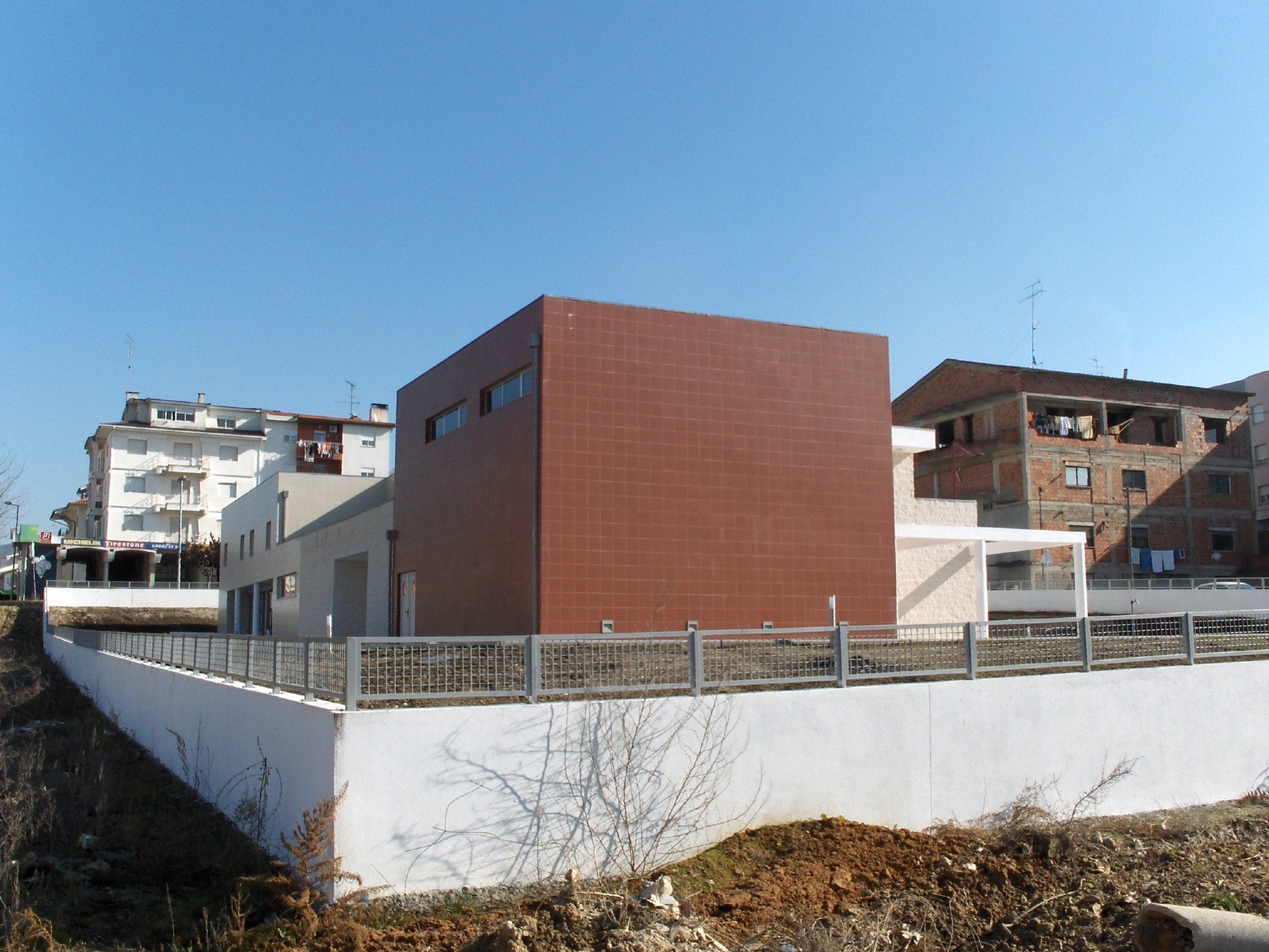 Construção do Centro de Atividades de Ocupacionais de Mirandela - APPACDM - Mirandela