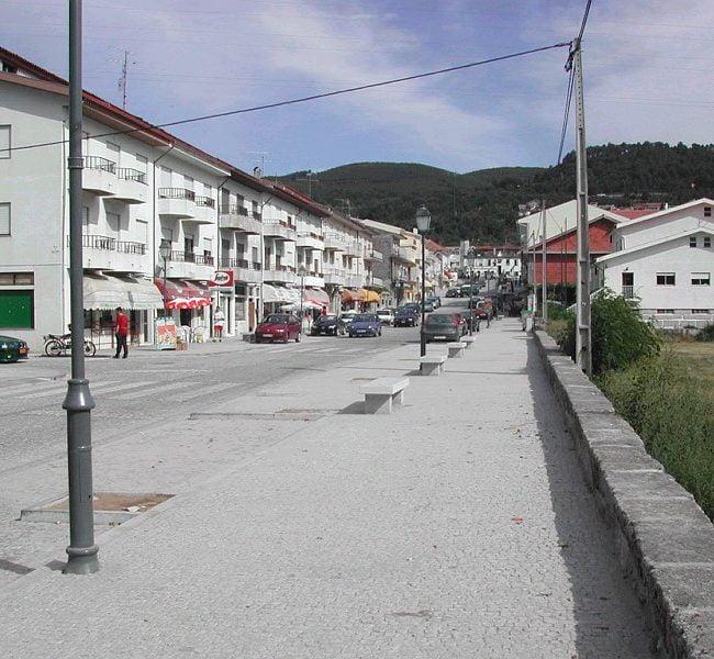 Requalificação Urbanística da Zona Termal das Pedras Salgadas - Município de Vila Pouca de Aguiar
