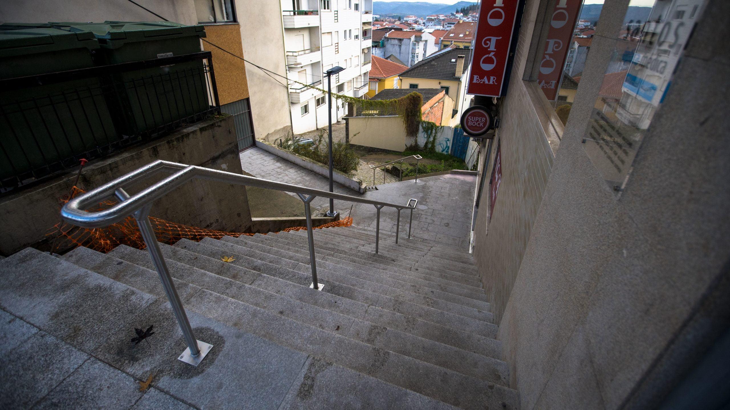 Requalificação da Avenida João da Cruz/ Praça Cavaleiro Ferreira e Avenida Sá Carneiro/Escadarias