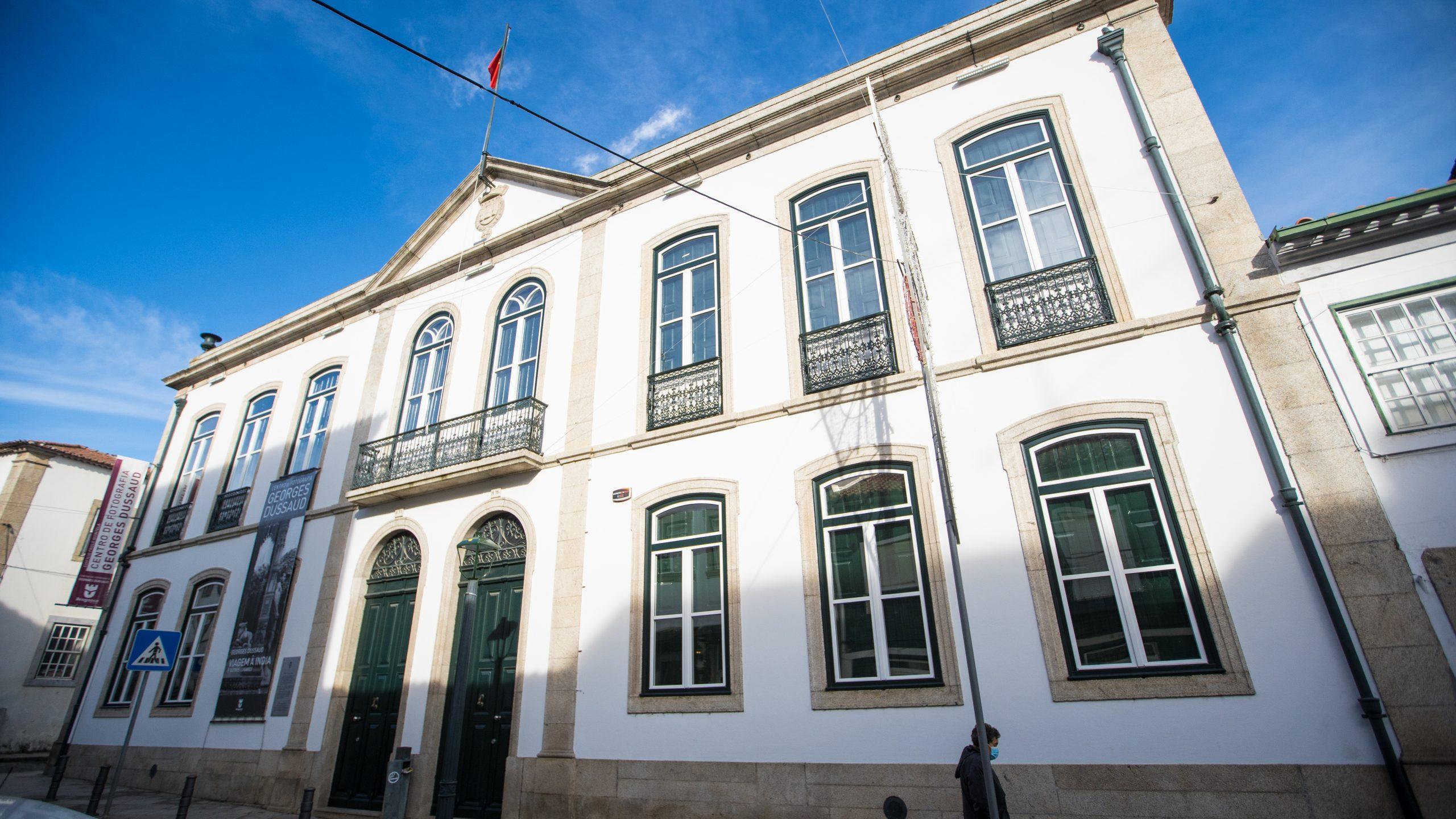 Requalificação do Auditório Paulo Quintela no âmbito da Modernização Administrativa