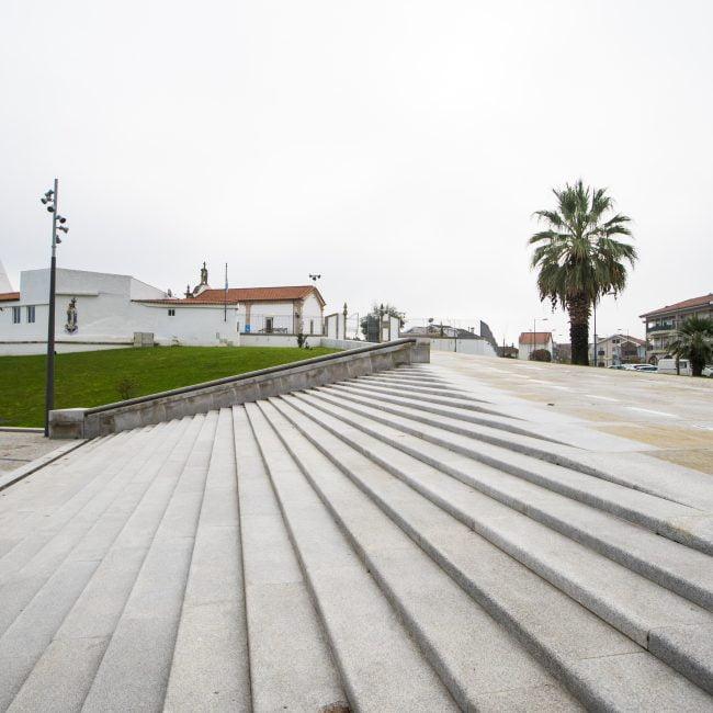 Reabilitação do espaço público envolvente ao Santuário de Nossa Senhora do Amparo