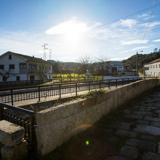 Construção de uma Ponte - Almodena/Vila Marim