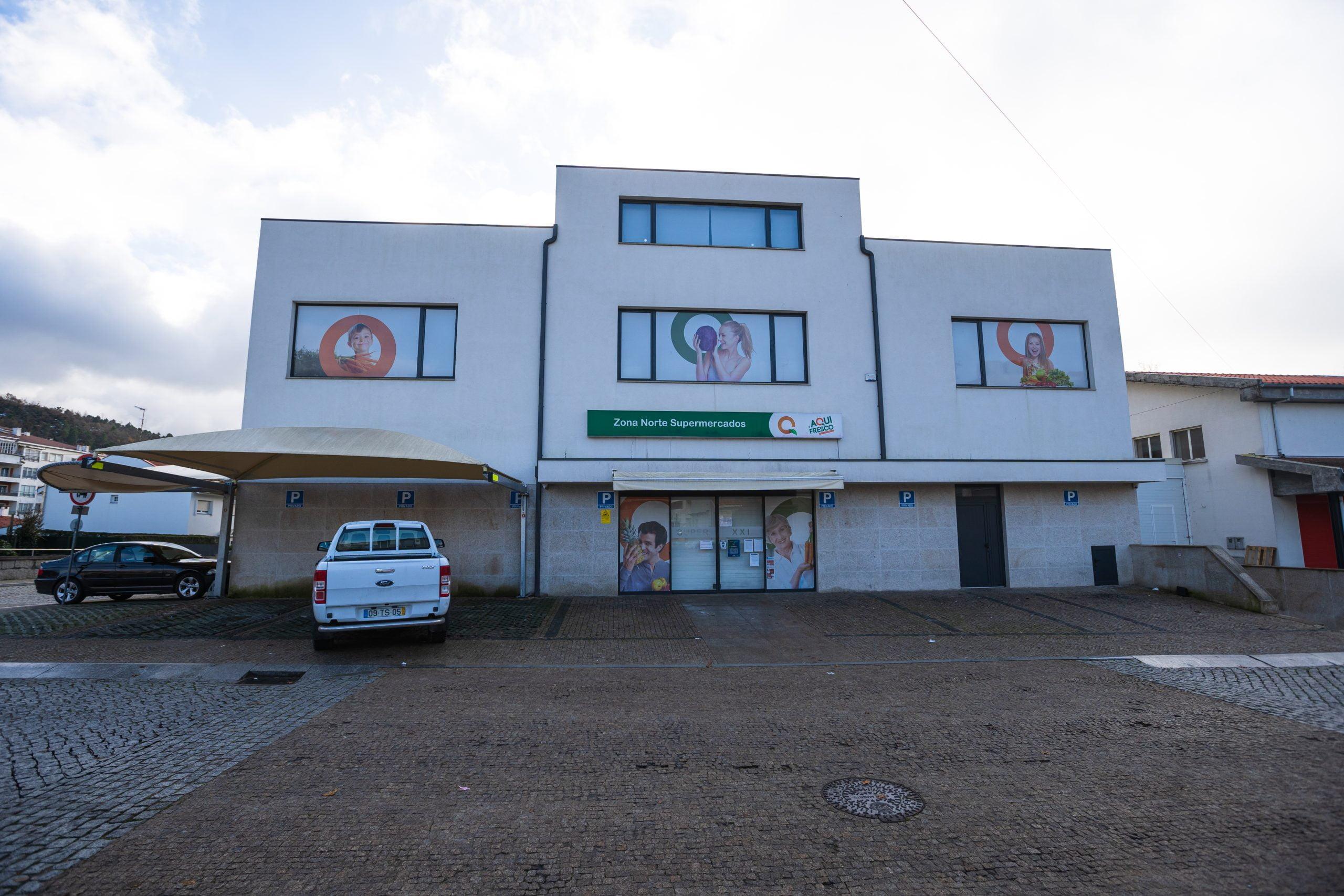 Construção de um Supermercado em Vila Pouca de Aguiar