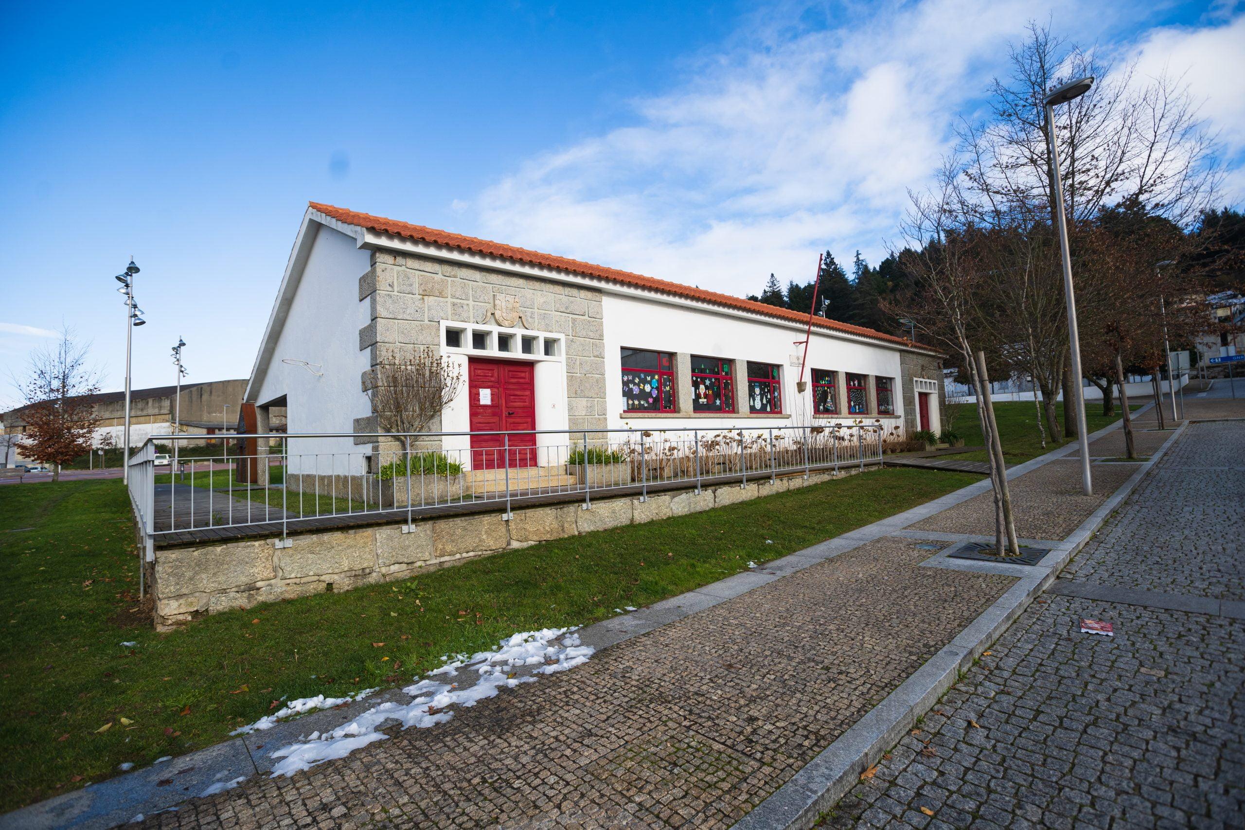 Recuperação da antiga escola primária – Ludoteca Municipal