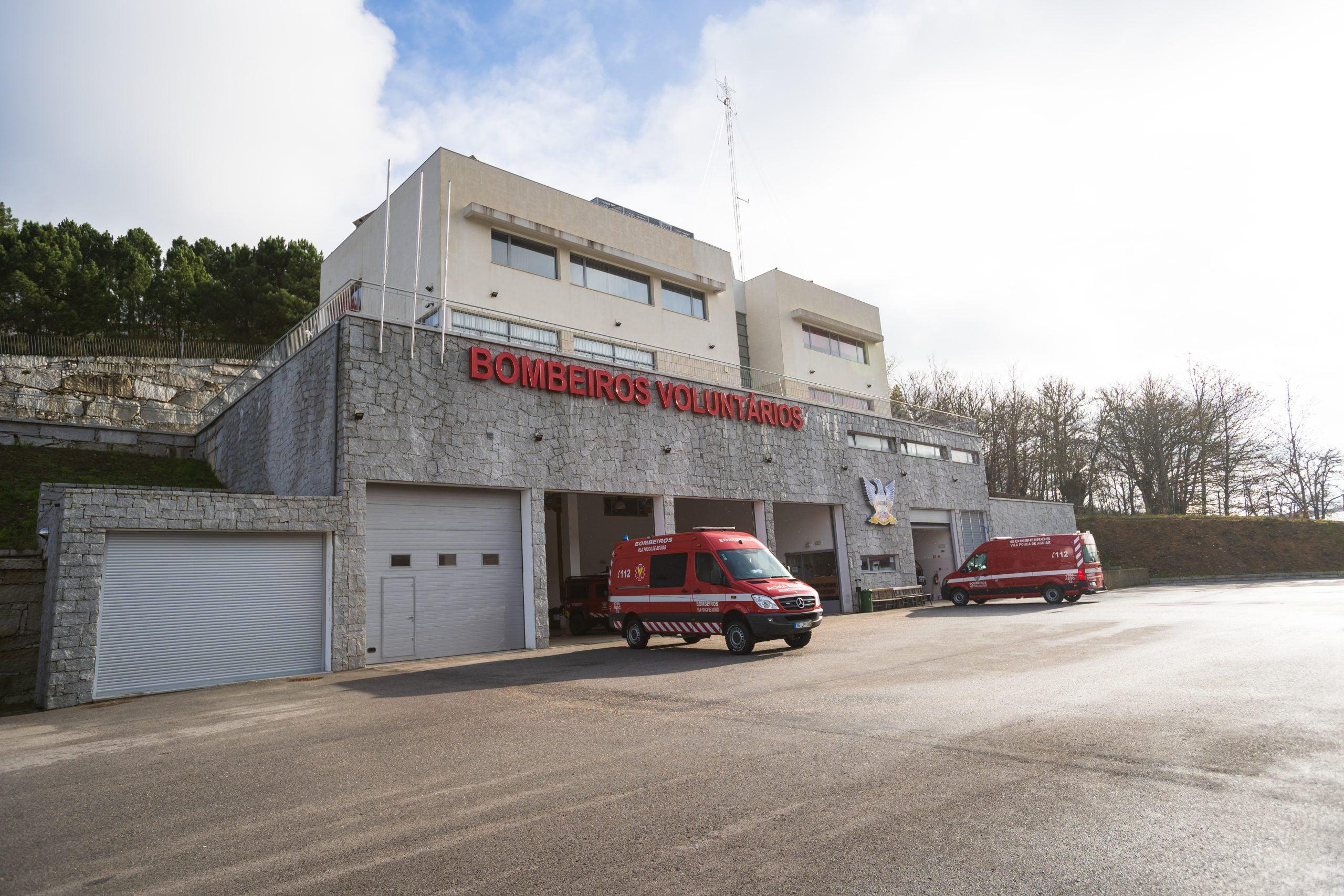 Requalificação da Zona Envolvente ao Quartel de Bombeiros em Vila Pouca de Aguiar