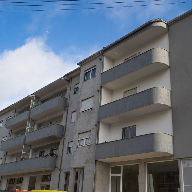 Edifício da Variante Vila Pouca de Aguiar