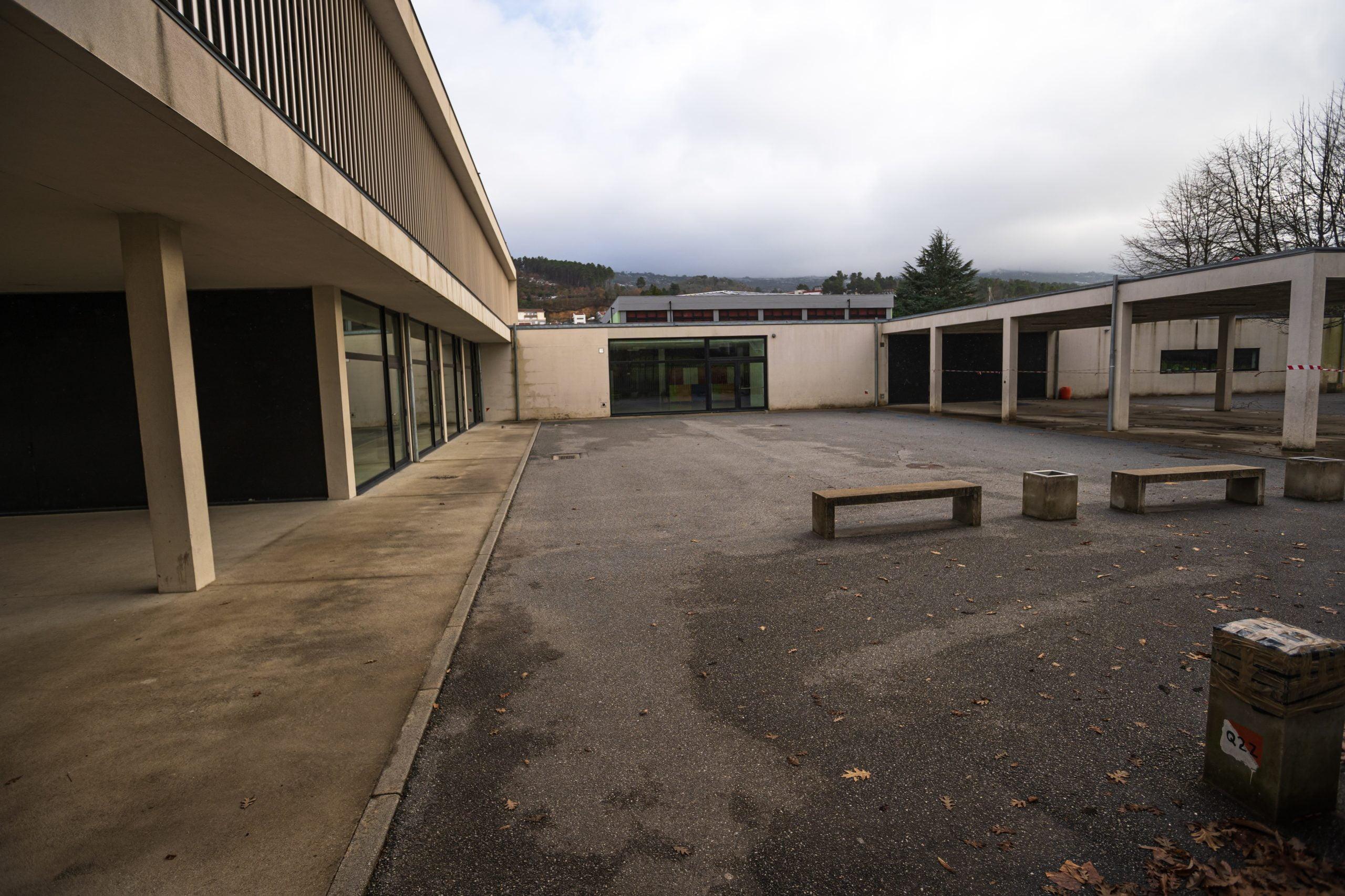 Ampliação e remodelação do Centro Escolar de Vila Pouca de Aguiar