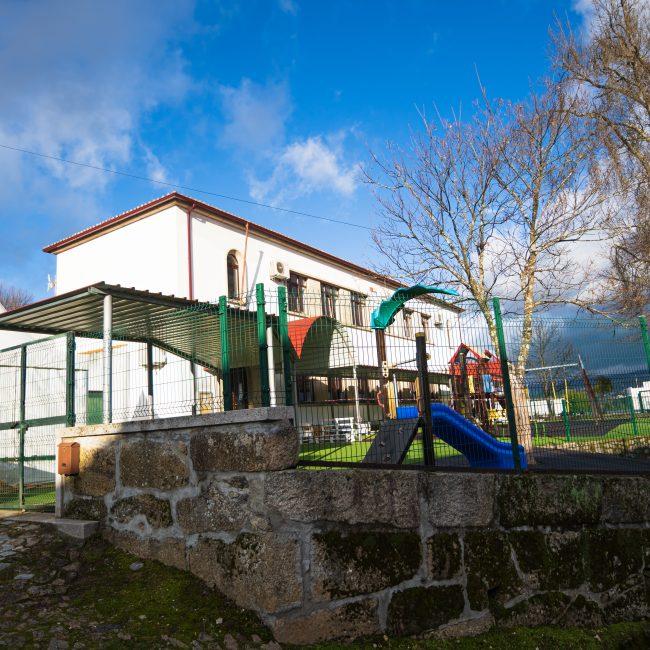 Requalificação e ampliação do Jardim Infantil do Bairro de S. Vicente de Paula