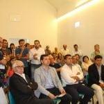 Inauguração do EcoMuseu em Fafião