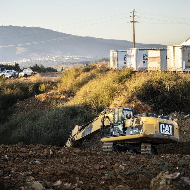 Ampliação da Atual Zona Industrial de Constantim