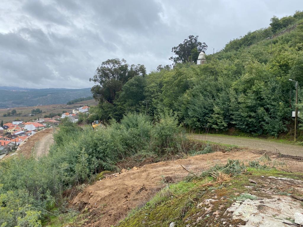 Requalificação Sanfins do Douro - Alijó
